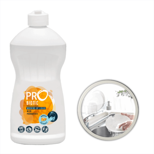 PROBIOTIC indų ploviklis su probiotikais ir gintaro ekstraktu, 500 ml