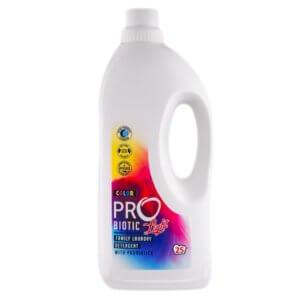 PROBIOTIC LIGHT ekologiškas skalbimo skystis su probiotikais, spalvotiems audiniams, 1500 ml, 25 skalbimai