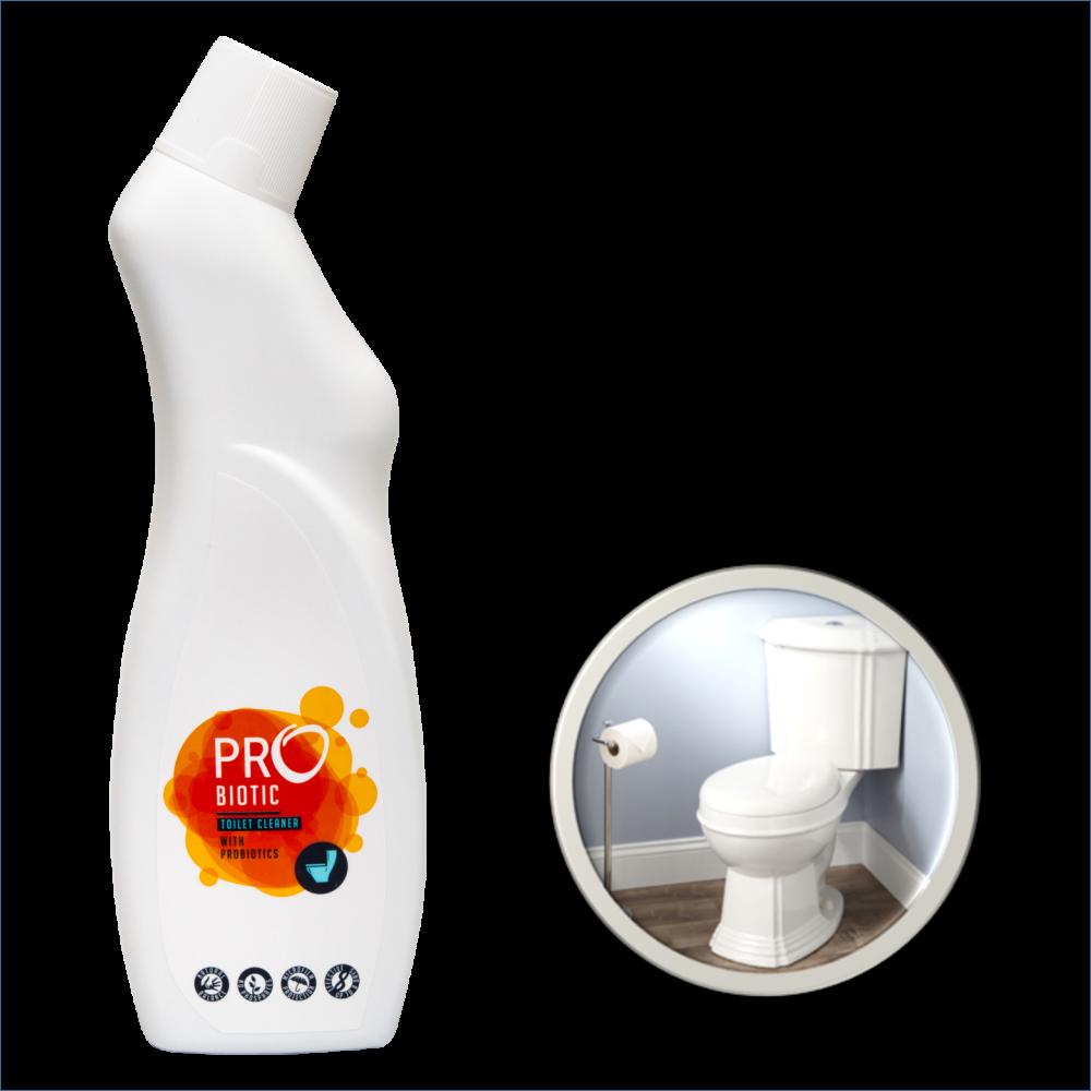 PROBIOTIC tualeto valiklis su probiotikais, 750 ml